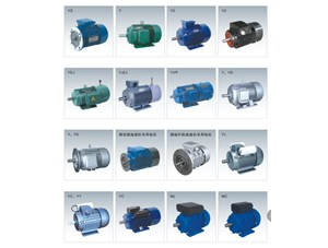 Various three-phase asynchronous motors supplied by Yongkun Motor Company