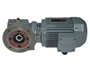 S37 series hard tooth surface reduction motor