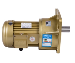 Vertical gear reducer
