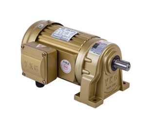 Horizontal gear reducer