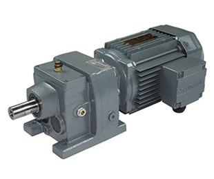 R77Series hard tooth surface reduction motor