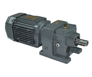 R67Series hard tooth surface reduction motor