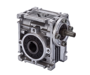 Nrv050 worm gear reducer
